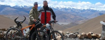 Tibet mountain biking