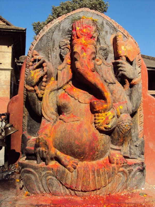 Elephant God- Ganesha