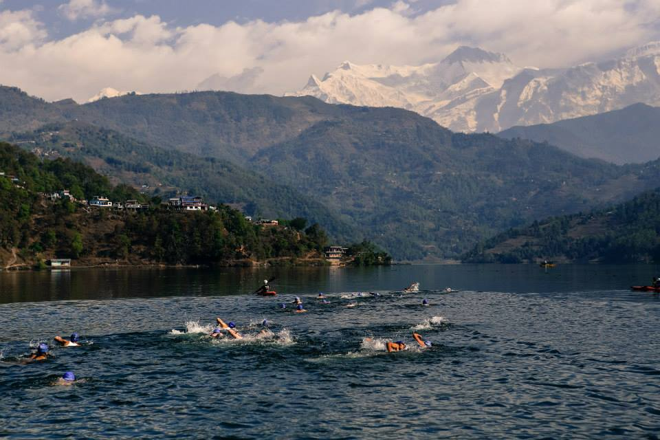 triathlon in nepal