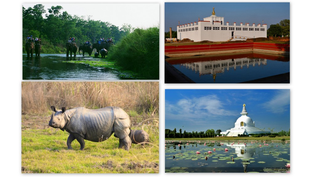 UNESCO World Heritage - Chitwan Lumbini