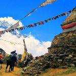 A Week Below Everest – an easy trekking in Everest region