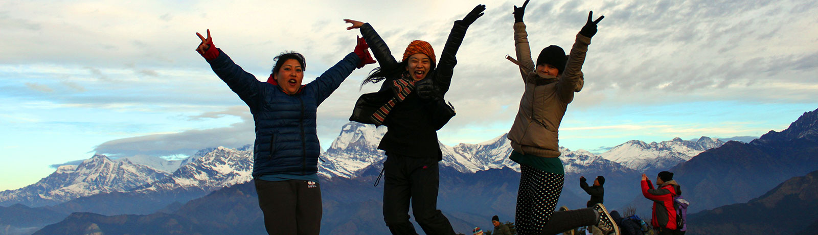 Wonderland of Himalayas – Family Holiday in Nepal